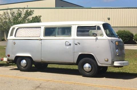 1976 Volkswagen Vanagon for sale in Cadillac, MI