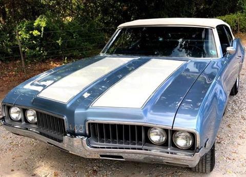 1969 Oldsmobile 442 for sale in Cadillac, MI