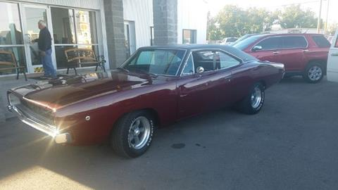 Used 1968 Dodge Charger For Sale In Oregon Carsforsale Com