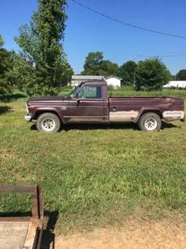 1981 Jeep J-10 Pickup for sale in Cadillac, MI