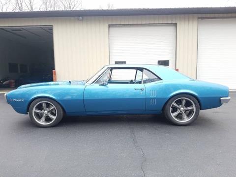 1967 Pontiac Firebird for sale in Cadillac, MI
