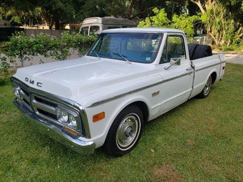 1972 GMC C/K 1500 Series for sale in Cadillac, MI
