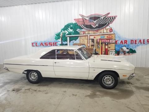1969 Dodge Dart for sale in Cadillac, MI