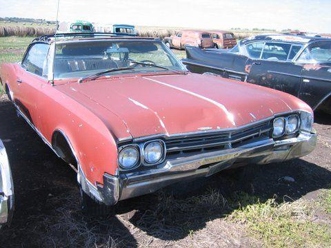 1966 Oldsmobile Eighty-Eight for sale in Cadillac, MI