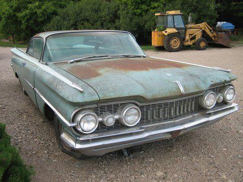 1959 Oldsmobile Eighty-Eight for sale in Cadillac, MI