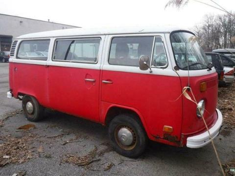 1979 Volkswagen Vanagon for sale in Cadillac, MI