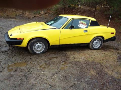 Used Triumph Tr7 For Sale In Fort Myers Fl Carsforsalecom