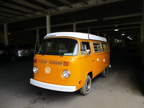 1976 Volkswagen Vanagon for sale in Cadillac, MI