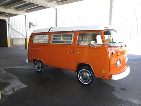 1973 Volkswagen Vanagon for sale in Cadillac, MI