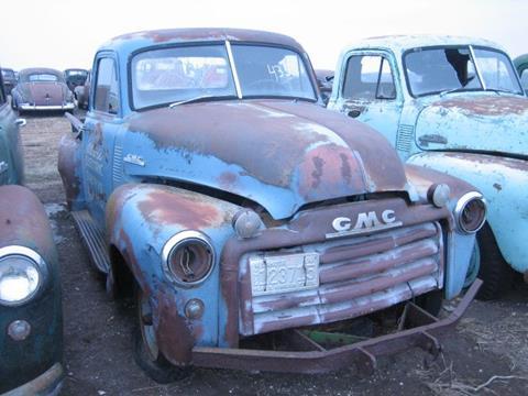 1952 GMC C/K 1500 Series for sale in Cadillac, MI