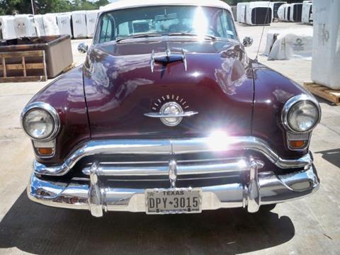 1952 Oldsmobile Super 88 for sale in Cadillac, MI