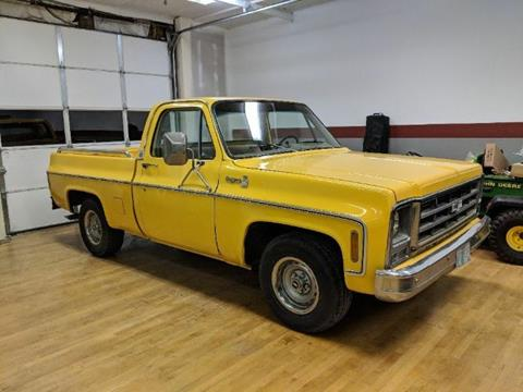 79 Chevy Truck >> 1979 Chevrolet C K 10 Series For Sale In Cadillac Mi