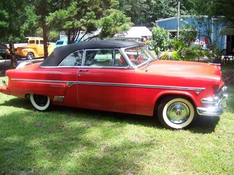1954 Ford Crestline for sale in Cadillac, MI
