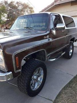 1979 GMC Jimmy for sale in Cadillac, MI