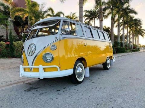 1975 Volkswagen Vanagon for sale in Cadillac, MI