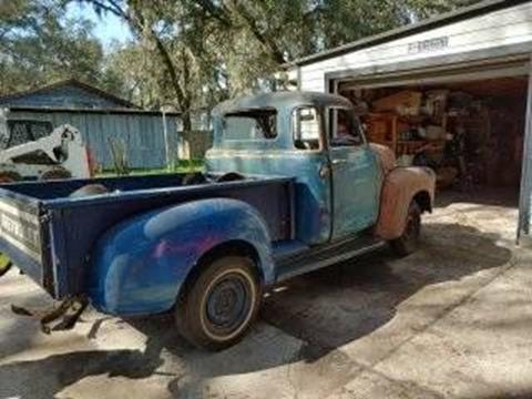 1951 Chevrolet 3100 for sale in Cadillac, MI