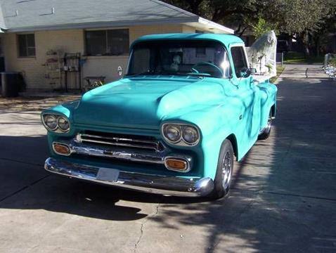 1958 Chevrolet 3100 for sale in Cadillac, MI