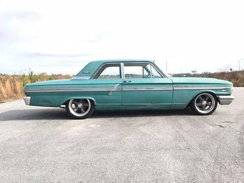 1964 Ford Fairlane for sale in Cadillac, MI