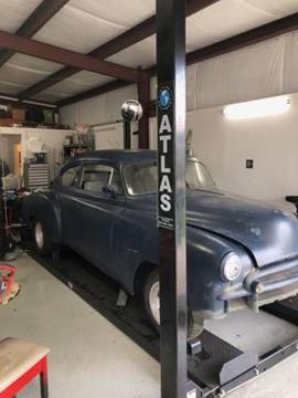 1950 Chevrolet Fleetline for sale in Cadillac, MI
