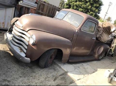 1948 Chevrolet 3100 for sale in Cadillac, MI