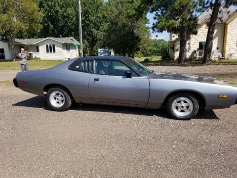 1974 Dodge Charger for sale in Cadillac, MI