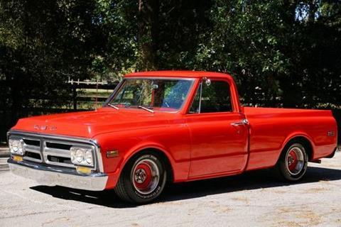 1971 GMC C/K 1500 Series for sale in Cadillac, MI