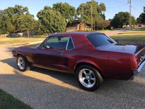 1967 Ford Mustang for sale in Cadillac, MI