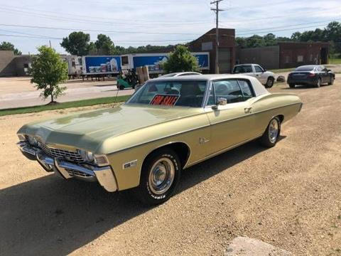 1968 Chevrolet Impala for sale in Cadillac, MI