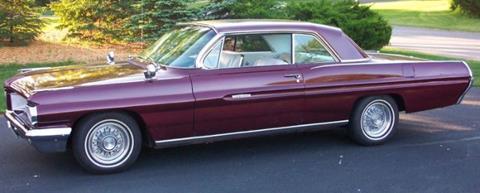 1962 Pontiac Grand Prix for sale in Cadillac, MI