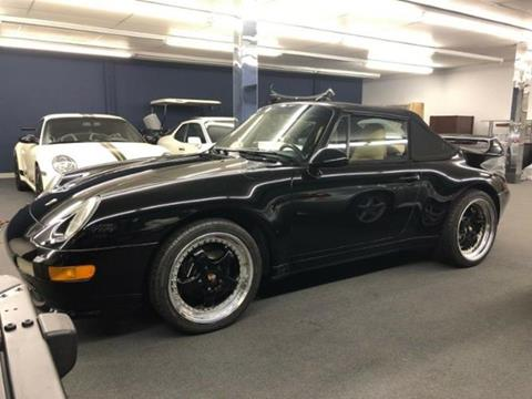 1997 Porsche 911 for sale in Cadillac, MI