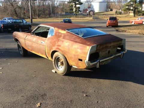 1972 Ford Mustang For Sale In Cadillac Mi