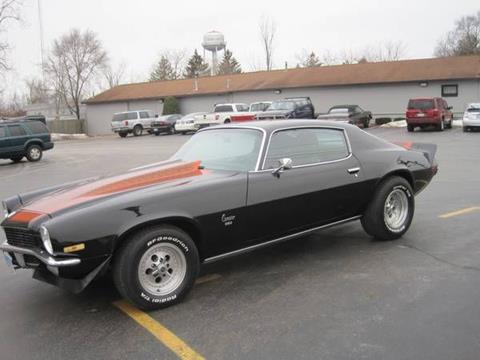 1970 Chevrolet Camaro for sale in Cadillac, MI