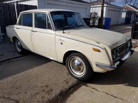 1969 Toyota Corona for sale in Cadillac, MI