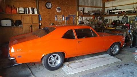 1968 Chevrolet Nova for sale in Cadillac, MI