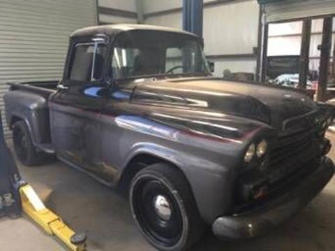1959 Chevrolet 3100 for sale in Cadillac, MI