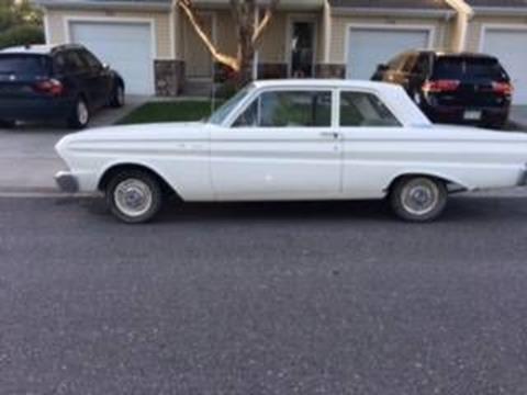 1964 Ford Falcon for sale in Cadillac, MI