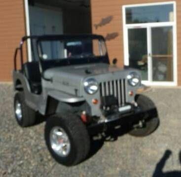 1964 Jeep CJ-7 for sale in Cadillac, MI