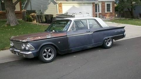 1962 Ford Fairlane for sale in Cadillac, MI
