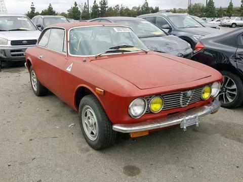 1973 Alfa Romeo GTV6 for sale in Cadillac, MI