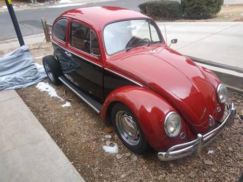 1967 Vw Bug >> 1967 Volkswagen Beetle For Sale In Cadillac Mi