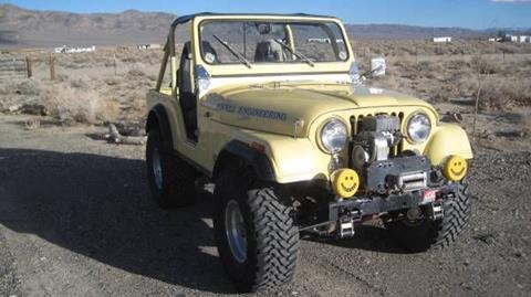 1979 Jeep CJ-5 for sale in Cadillac, MI