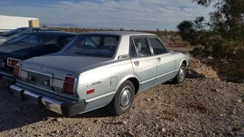1979 Toyota Cressida for sale in Cadillac, MI