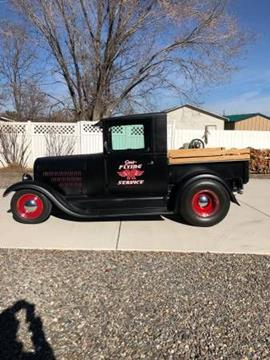 1929 Ford F-100 for sale in Cadillac, MI