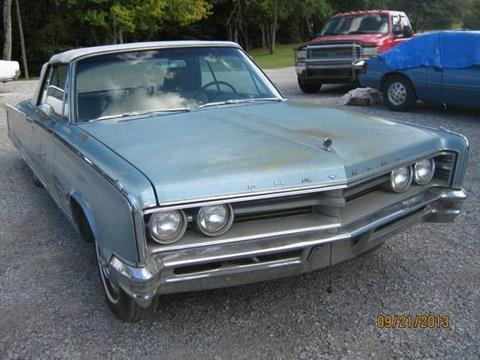 Chrysler For Sale >> Used 1966 Chrysler 300 For Sale Carsforsale Com