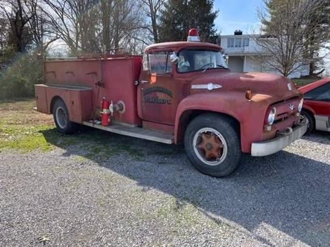 1956 Ford F-800 for sale in Cadillac, MI