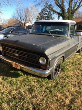 1972 Ford F-100 for sale in Cadillac, MI