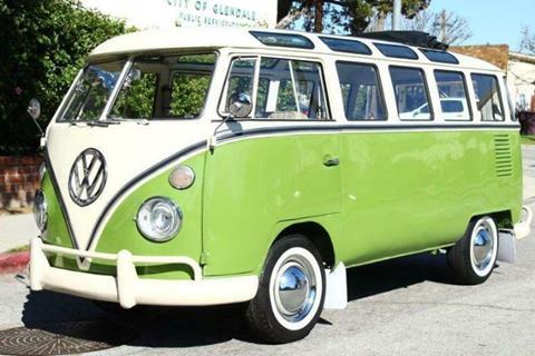 1972 Volkswagen Vanagon for sale in Cadillac, MI