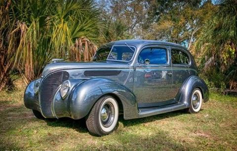 1938 Ford Tudor for sale in Cadillac, MI