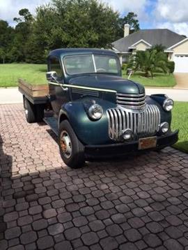 1946 Chevrolet Silverado 3500 for sale in Cadillac, MI