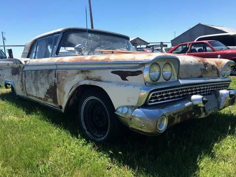 1959 Ford Fairlane for sale in Cadillac, MI